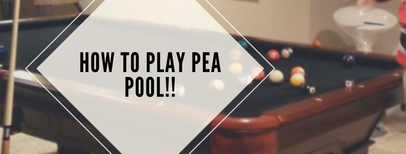 Pea Pool game rules and regulations