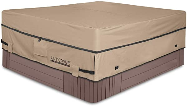 ULTCOVER hot tub cover