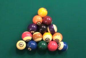Balls for pea pool